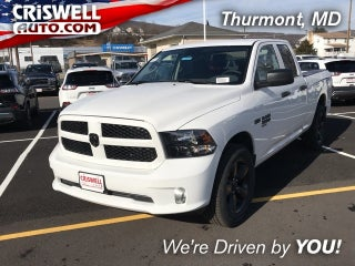 Shop the 2020 RAM 1500 BIG HORN QUAD CAB® 4X4 6'4 BOX