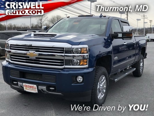 shop the 2017 chevrolet silverado 3500hd high country in thurmont