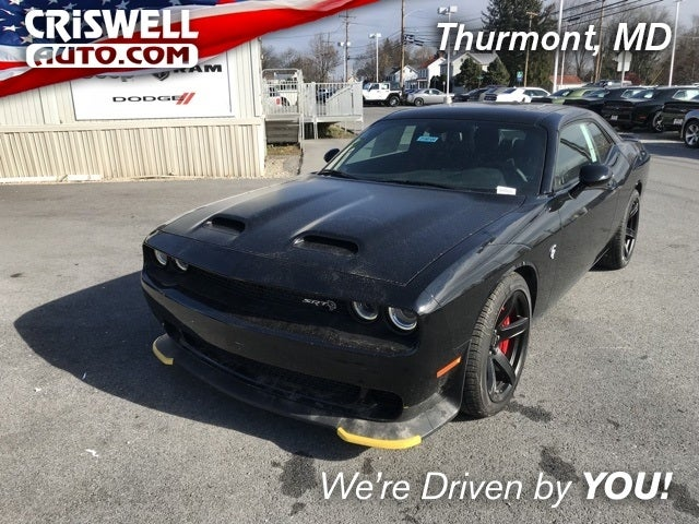 2019 Dodge Challenger Srt Hellcat In Thurmont Md Baltimore Dodge